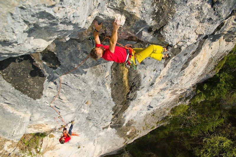 Heli Putz Outdoor Climbing