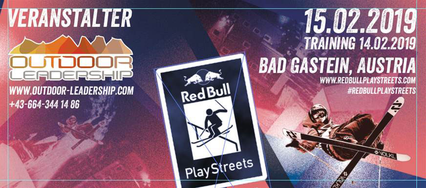 Heli Putz - Veranstalter Red Bull Playstreets 2019