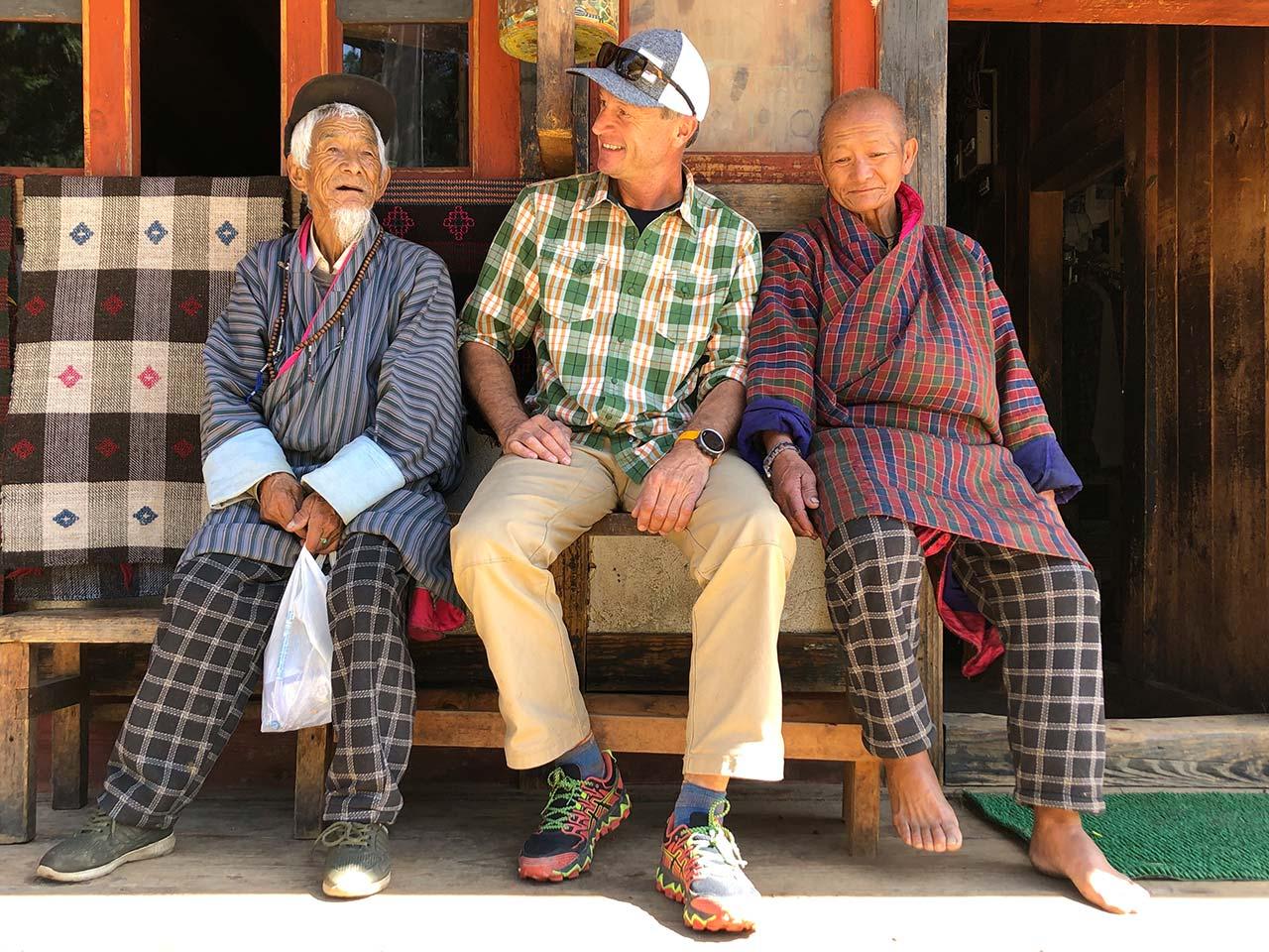 Heli Putz - Bhutan