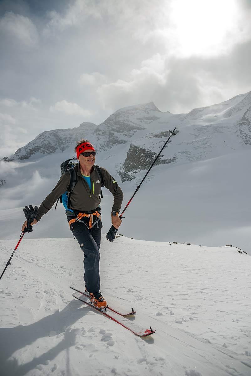 Heli Putz - The Skier