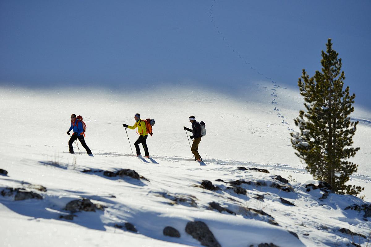 Heli Putz - ski tours for beginnersHeli Putz - ski tours for beginners