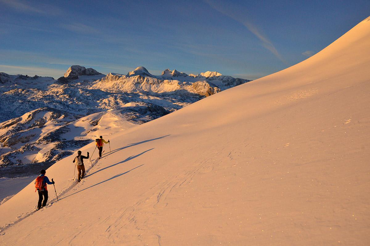 Heli Putz Skitouren für Fortgeschrittene